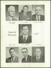 Page 12, 1957 Edition, Steven F Austin High School - Eagle Yearbook (Port Arthur, TX) online yearbook collection