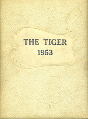 1953 Edition, Mount Vernon High School - Tiger Yearbook (Mount Vernon, TX)
