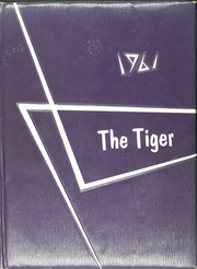 1961 Edition, Mount Vernon High School - Tiger Yearbook (Mount Vernon, TX)