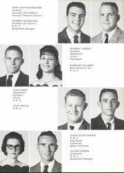 Page 15, 1961 Edition, Mount Vernon High School - Tiger Yearbook (Mount Vernon, TX) online yearbook collection
