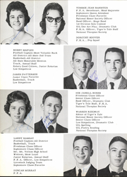Page 16, 1961 Edition, Mount Vernon High School - Tiger Yearbook (Mount Vernon, TX) online yearbook collection