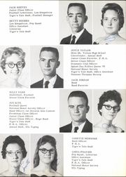 Page 17, 1961 Edition, Mount Vernon High School - Tiger Yearbook (Mount Vernon, TX) online yearbook collection