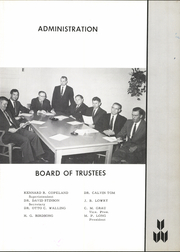 Page 7, 1961 Edition, Mount Vernon High School - Tiger Yearbook (Mount Vernon, TX) online yearbook collection