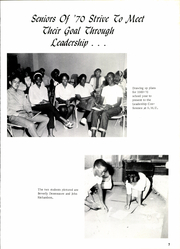 Page 11, 1970 Edition, James Madison High School - Trojan Yearbook (Dallas, TX) online yearbook collection