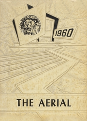 1960 Edition, Teague High School - Aerial Yearbook (Teague, TX)