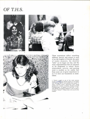 Page 11, 1979 Edition, Teague High School - Aerial Yearbook (Teague, TX) online yearbook collection