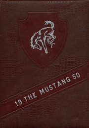Page 1, 1950 Edition, Manor High School - Mustang Yearbook (Manor, TX) online yearbook collection