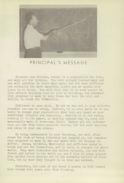 Page 17, 1950 Edition, Manor High School - Mustang Yearbook (Manor, TX) online yearbook collection