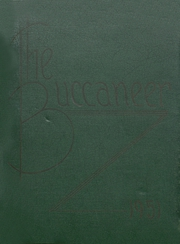1951 Edition, East Chambers High School - Buccaneer Yearbook (Winnie, TX)