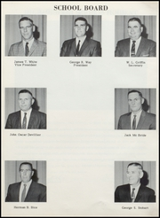 Page 12, 1960 Edition, East Chambers High School - Buccaneer Yearbook (Winnie, TX) online yearbook collection