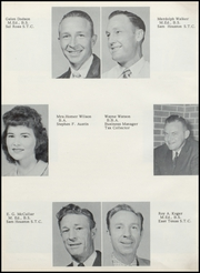 Page 14, 1960 Edition, East Chambers High School - Buccaneer Yearbook (Winnie, TX) online yearbook collection