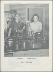 East Chambers High School - Buccaneer Yearbook (Winnie, TX) online yearbook collection, 1960 Edition, Page 61