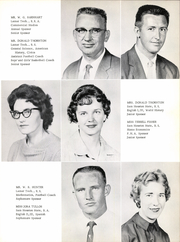 Page 13, 1961 Edition, Hardin High School - Footprints Yearbook (Hardin, TX) online yearbook collection