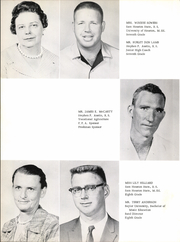 Page 14, 1961 Edition, Hardin High School - Footprints Yearbook (Hardin, TX) online yearbook collection