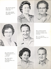 Page 15, 1961 Edition, Hardin High School - Footprints Yearbook (Hardin, TX) online yearbook collection