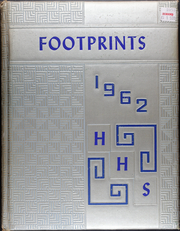 Page 1, 1962 Edition, Hardin High School - Footprints Yearbook (Hardin, TX) online yearbook collection