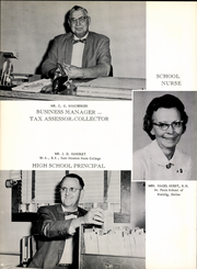 Page 12, 1962 Edition, Hardin High School - Footprints Yearbook (Hardin, TX) online yearbook collection