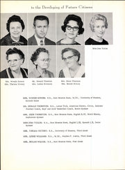 Page 16, 1962 Edition, Hardin High School - Footprints Yearbook (Hardin, TX) online yearbook collection