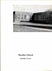 Page 6, 1963 Edition, Hardin High School - Footprints Yearbook (Hardin, TX) online yearbook collection