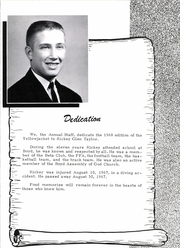 Page 9, 1968 Edition, Boyd High School - Yellowjacket Yearbook (Boyd, TX) online yearbook collection