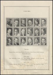 Page 10, 1931 Edition, Electra High School - Bengal Yearbook (Electra, TX) online yearbook collection