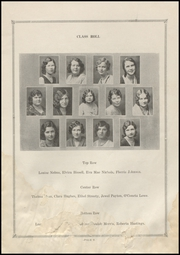 Page 13, 1931 Edition, Electra High School - Bengal Yearbook (Electra, TX) online yearbook collection