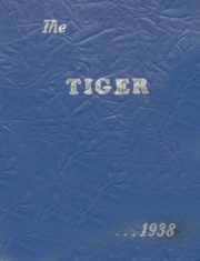 Page 1, 1938 Edition, Electra High School - Bengal Yearbook (Electra, TX) online yearbook collection