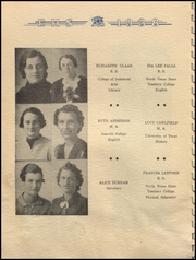 Page 10, 1938 Edition, Electra High School - Bengal Yearbook (Electra, TX) online yearbook collection