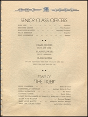 Page 13, 1938 Edition, Electra High School - Bengal Yearbook (Electra, TX) online yearbook collection