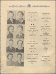 Page 15, 1938 Edition, Electra High School - Bengal Yearbook (Electra, TX) online yearbook collection