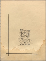 Page 5, 1938 Edition, Electra High School - Bengal Yearbook (Electra, TX) online yearbook collection