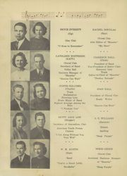 Page 10, 1939 Edition, Electra High School - Bengal Yearbook (Electra, TX) online yearbook collection