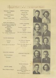 Page 11, 1939 Edition, Electra High School - Bengal Yearbook (Electra, TX) online yearbook collection