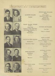 Page 12, 1939 Edition, Electra High School - Bengal Yearbook (Electra, TX) online yearbook collection