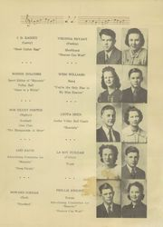 Page 13, 1939 Edition, Electra High School - Bengal Yearbook (Electra, TX) online yearbook collection