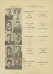 Page 14, 1939 Edition, Electra High School - Bengal Yearbook (Electra, TX) online yearbook collection