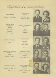 Page 15, 1939 Edition, Electra High School - Bengal Yearbook (Electra, TX) online yearbook collection