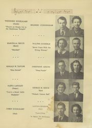 Page 17, 1939 Edition, Electra High School - Bengal Yearbook (Electra, TX) online yearbook collection