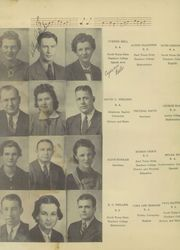 Page 6, 1939 Edition, Electra High School - Bengal Yearbook (Electra, TX) online yearbook collection