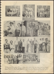 Page 9, 1940 Edition, Electra High School - Bengal Yearbook (Electra, TX) online yearbook collection