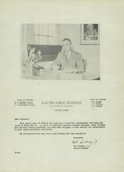 Page 13, 1947 Edition, Electra High School - Bengal Yearbook (Electra, TX) online yearbook collection