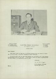 Page 14, 1947 Edition, Electra High School - Bengal Yearbook (Electra, TX) online yearbook collection