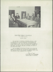 Page 15, 1948 Edition, Electra High School - Bengal Yearbook (Electra, TX) online yearbook collection