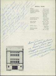 Page 7, 1948 Edition, Electra High School - Bengal Yearbook (Electra, TX) online yearbook collection