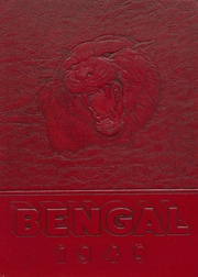 1949 Edition, Electra High School - Bengal Yearbook (Electra, TX)