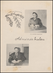 Page 11, 1949 Edition, Electra High School - Bengal Yearbook (Electra, TX) online yearbook collection