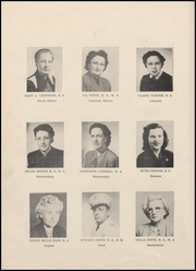 Page 14, 1949 Edition, Electra High School - Bengal Yearbook (Electra, TX) online yearbook collection