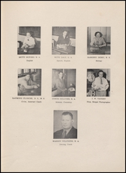 Page 15, 1949 Edition, Electra High School - Bengal Yearbook (Electra, TX) online yearbook collection