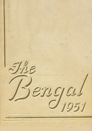 1951 Edition, Electra High School - Bengal Yearbook (Electra, TX)