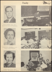 Page 14, 1951 Edition, Electra High School - Bengal Yearbook (Electra, TX) online yearbook collection